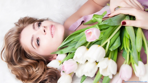 Girl Looking Up, Girl Looking Away, Girl With Flowers, Girl In Bedroom, Girl On Bed, Girl Lying On Bed, Girl Lying On Bed With Flowers,Girl Lying On Bed With Tulip Flowers, Photo Shoot, Indoor, Bedroom, Bed, Painted Nails, Brown Hair, Golden Hair, Open Hair, Leaves, Flowers, Tulip, White Tulip, White Tulip Flowers, Tulip Flowers, Lying With Flowers, Looking Up, Lying On Bed, Makeup Women, Makeup Girl, Makeup Model, Eyes Makeup, Face Makeup, Makeup, Blue Eyes, Gray Eyes, Pink Lips, Brunette, Model, Women, Girl, Shy, Innocent, Pretty, Cute, Beautiful, Cute Girl, Beautiful Girl, Girl Looking Up, Girl Looking Away, Girl With Flowers, Girl In Bedroom, Girl On Bed, Girl Lying On Bed, Girl Lying On Bed With Flowers,Girl Lying On Bed With Tulip Flowers, Photo Shoot, Indoor, Bedroom, Bed, Painted Nails, Brown Hair, Golden Hair, Open Hair, Leaves, Flowers, Tulip, White Tulip, White Tulip Flowers, Tulip Flowers, Lying With Flowers, Looking Up, Lying On Bed, Makeup Women, Makeup Girl, Makeup Model, Eyes Makeup, Face Makeup, Makeup, Blue Eyes, Gray Eyes, Pink Lips, Brunette, Model, Women, Girl, Shy, Innocent, Pretty, Cute, Beautiful, Beautiful Girl, Cute Girl, DAW735, Girl Wallpapers, Latest, HD, Wallpapers, Download